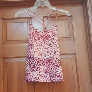 NWT Threads 4 Thought Flower Tback Tank